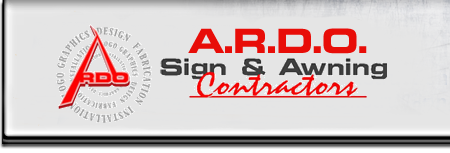 Ardo Sign Contractors Logo